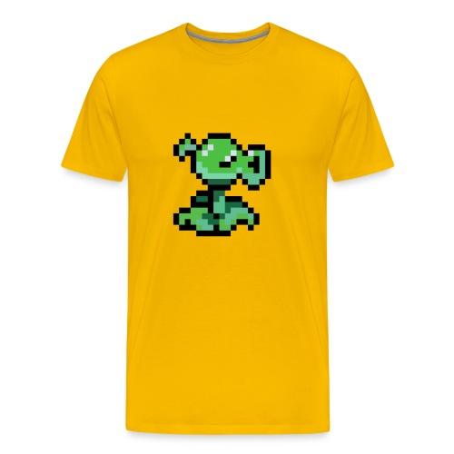 Shooting Pea - Men's Premium T-Shirt