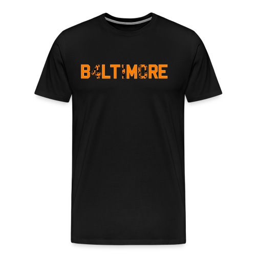 B4LT1M0RE - Men's Premium T-Shirt