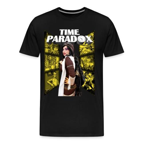 Aetheria Paradox 3-4X - Men's Premium T-Shirt