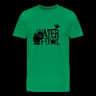 T-Shirts ~ Men's Premium T-Shirt ~ Waterfowl Hunting