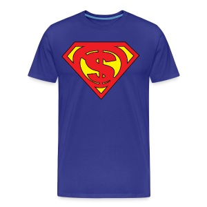 Solar Powered 3-4X - Men's Premium T-Shirt