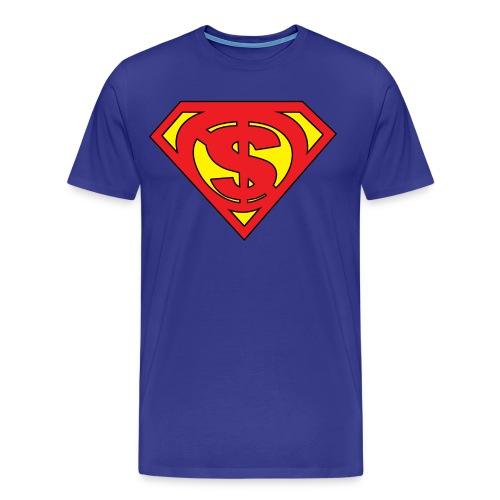 Solar Powered 3-4X - Men's Premium T-Shirt