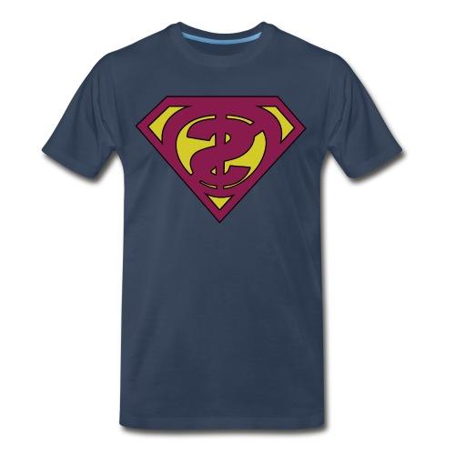 Me Am #1 3-4X - Men's Premium T-Shirt