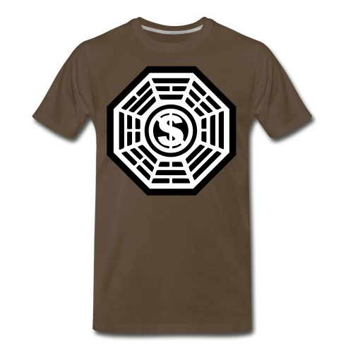 Dharma 3-4X - Men's Premium T-Shirt