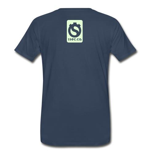 bars - Men's Premium T-Shirt
