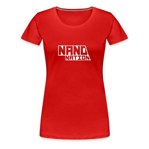 Women's Fitted - Women's Premium T-Shirt