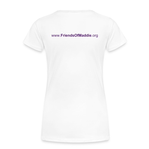 March for Maddie Shirt (evergreen) - Women's Premium T-Shirt