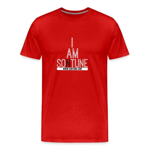 I Am SoNTune Tee - Men's Premium T-Shirt