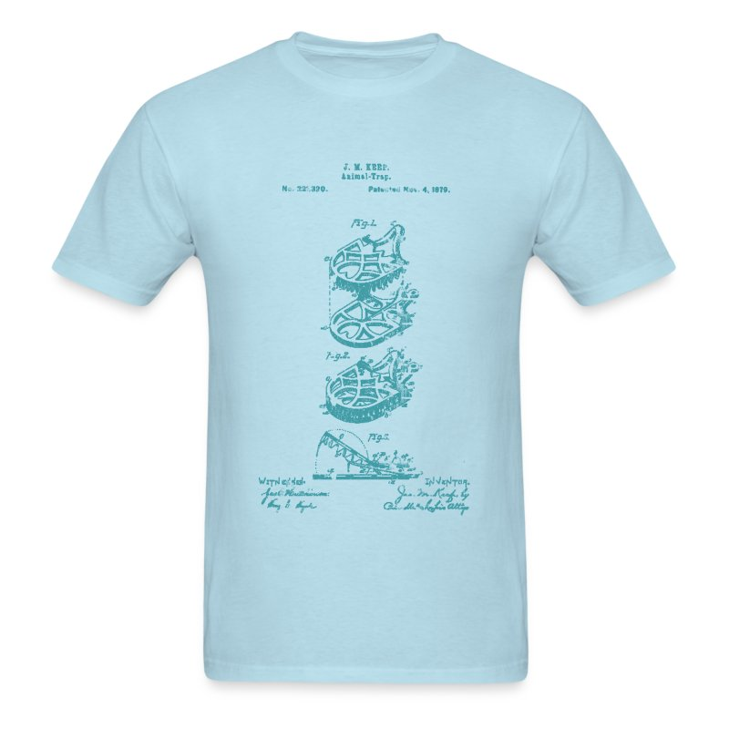 Mouse trap patent jm keep 1879 t shirt spreadshirt for How to patent a t shirt