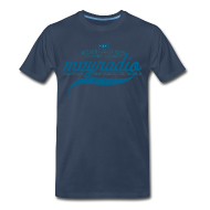 T-Shirts ~ Men's Premium T-Shirt ~ Authentically Aged