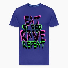 Rave Repeat T-Shirts