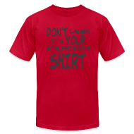 T-Shirts ~ Men's T-Shirt by American Apparel ~ Article 14793077