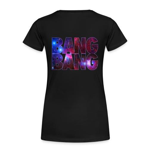 BACK BANGER - Women's Premium T-Shirt
