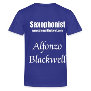 Alfonzo Blackwell Children's T-Shirt - Kids' Premium T-Shirt