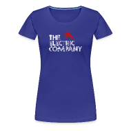 T-Shirts ~ Women's Premium T-Shirt ~ The Electric Company