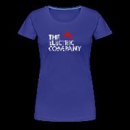 Women's T-Shirts ~ Women's Premium T-Shirt ~ The Electric Company