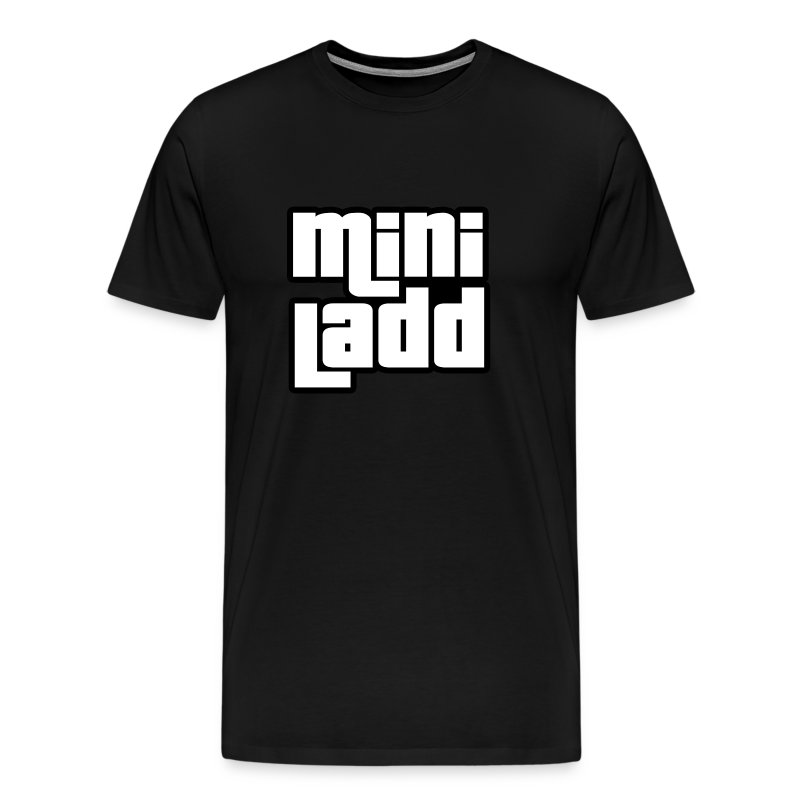 Mini Ladd GTA Logo Mens - Men's Premium T-Shirt
