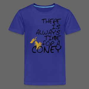 Always Time For A Coney - Kids' Premium T-Shirt
