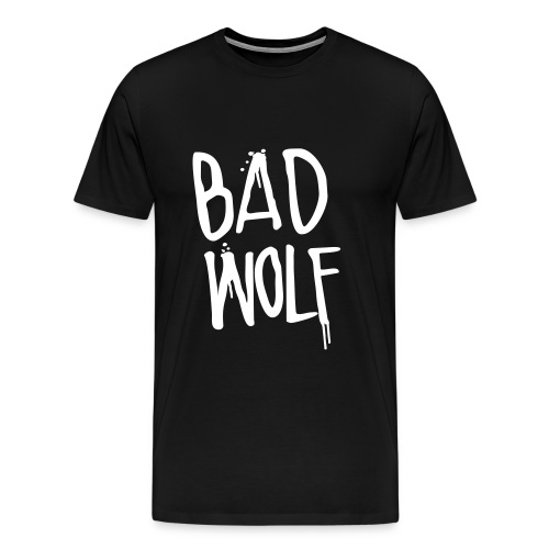 Bad Wolf Men's Tee - Men's Premium T-Shirt