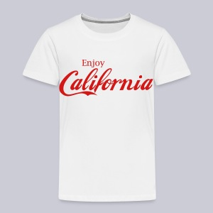 Enjoy California - Toddler Premium T-Shirt