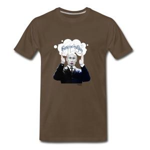 Putin: Everyone is Gay - Men's Premium T-Shirt