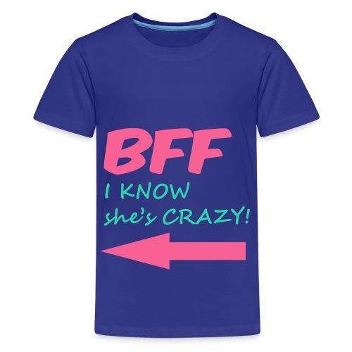 bff 1 - Kids' Premium T-Shirt