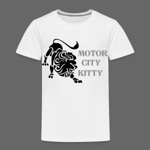Motor City Kitty - Toddler Premium T-Shirt