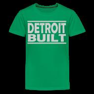Kids' Shirts ~ Kids' Premium T-Shirt ~ Detroit Built