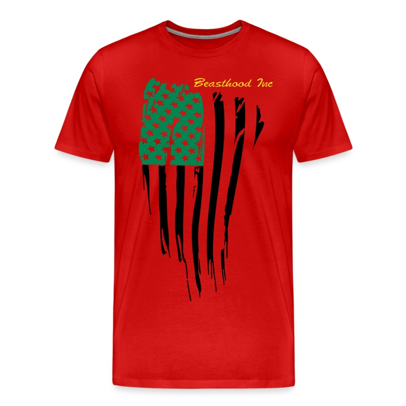 African american t shirt spreadshirt for American apparel t shirt design