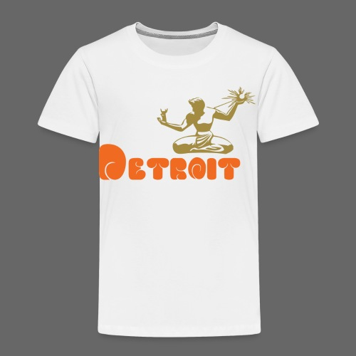 Spirit of Detroit - Toddler Premium T-Shirt