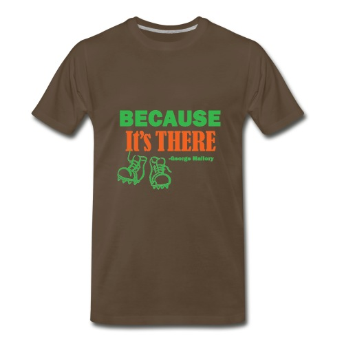 Adventure Tee - Men's Premium T-Shirt