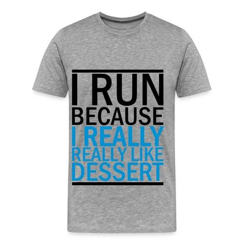Runner - Men's Premium T-Shirt