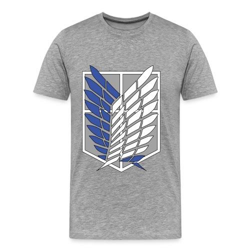 Something - Men's Premium T-Shirt