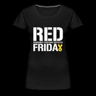 T-Shirts ~ Women's Premium T-Shirt ~ Womens- R.E.D Friday
