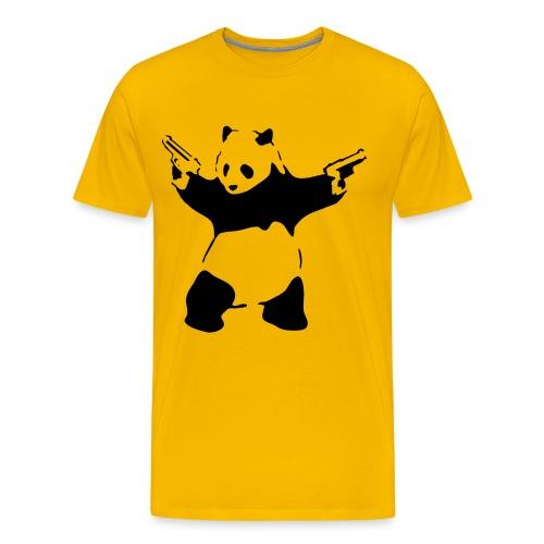 Lou Panda - Men's Premium T-Shirt