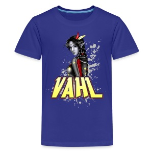 Vahl - Soft Shaded - K T-shirt - Kids' Premium T-Shirt