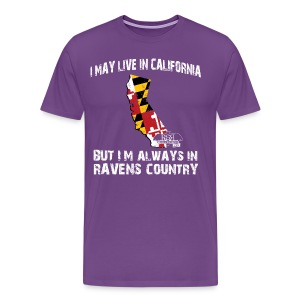 Ravens California - Men's Premium T-Shirt