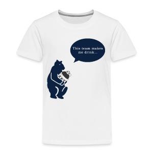 This Team Makes Me - Toddler Premium T-Shirt