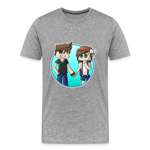 Budding Romance - Men's Premium T-Shirt
