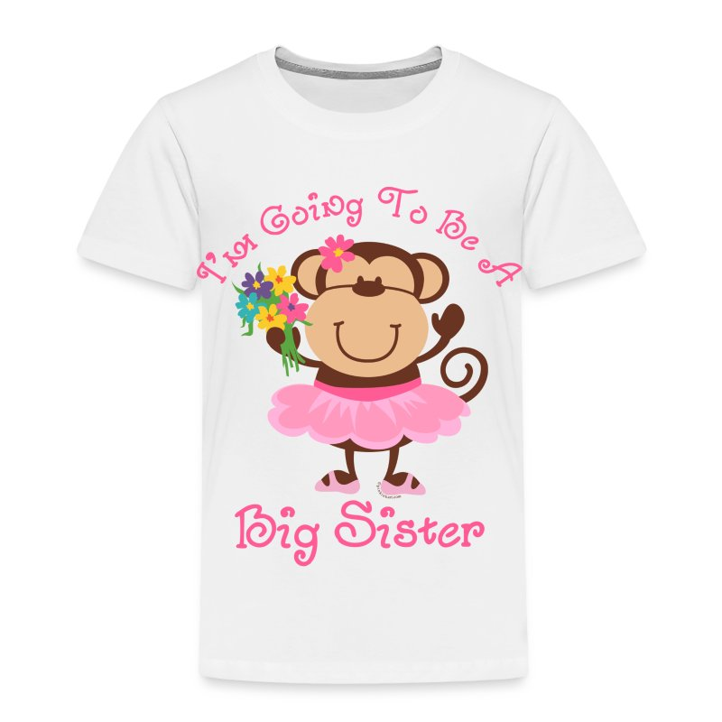 Big Sister Kids T-Shirts from CafePress are professionally printed and made of the best materials in a wide range of colors and sizes.