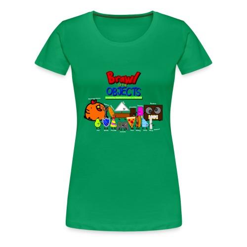 The Official BOTO T-Shirt (Women's) - Women's Premium T-Shirt