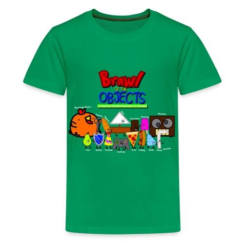 The Official BOTO T-Shirt (Kids') - Kids' Premium T-Shirt