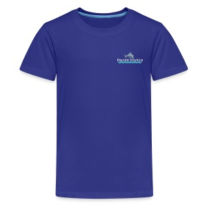 Child-Size Dupont Dolphin Shirt - Kids' Premium T-Shirt