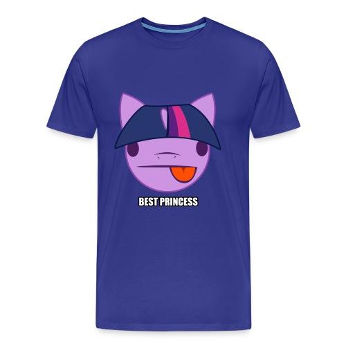 Purple Princess, Men's! - Men's Premium T-Shirt