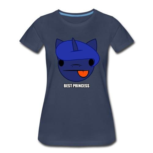 Moon Princess, Big n Tall Women's! - Women's Premium T-Shirt
