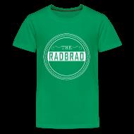 Kids' Shirts ~ Kids' Premium T-Shirt ~ Kid's TheRadBrad Logo T-Shirt