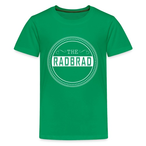 Kid's TheRadBrad Logo T-Shirt - Kids' Premium T-Shirt
