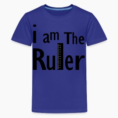 Ruler Kids' Shirts