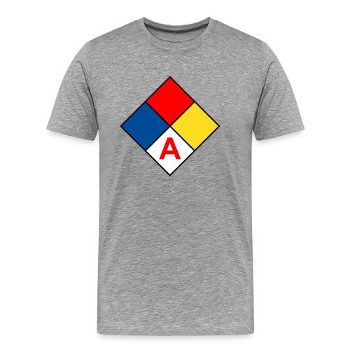 DTLA Artist in Residence Shirt - Men's Premium T-Shirt