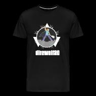 T-Shirts ~ Men's Premium T-Shirt ~ Direwolf20 1.6 Avatar - Heavyweight